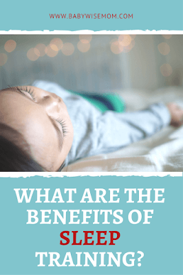 What are the benefits of sleep training and what age should you sleep train? Sleep training | #cryitout #babysleep