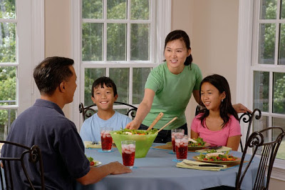 When to Align Meals with the Family
