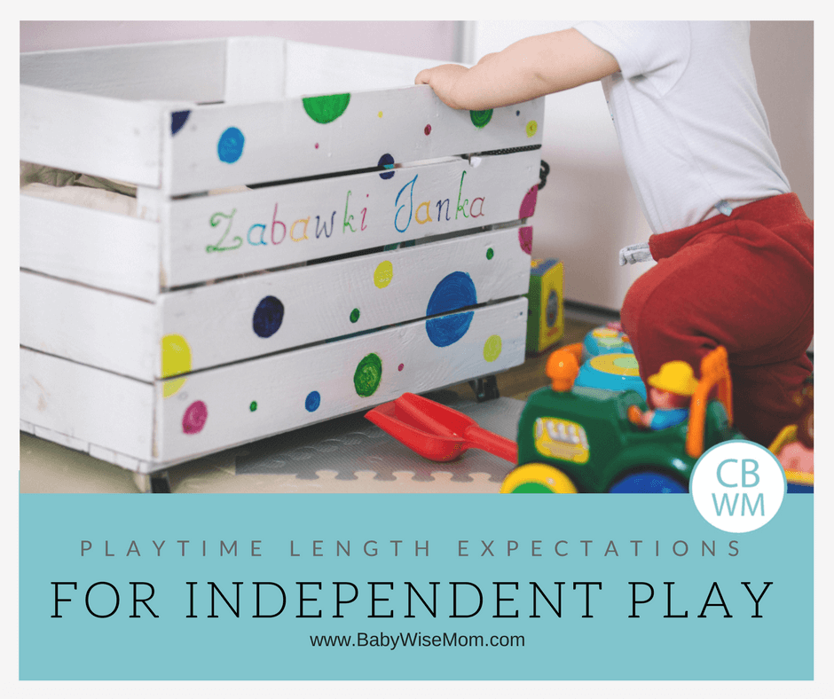 Independent playtime lengths