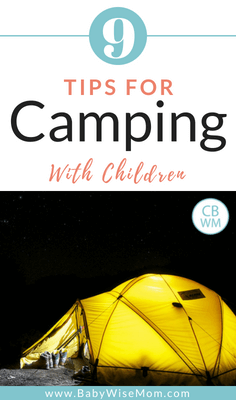 Tips for a Successful Camping Trip with Children. Go prepared for a great trip with your family. Know how to arrange sleeping, how long to go, and what to pack.
