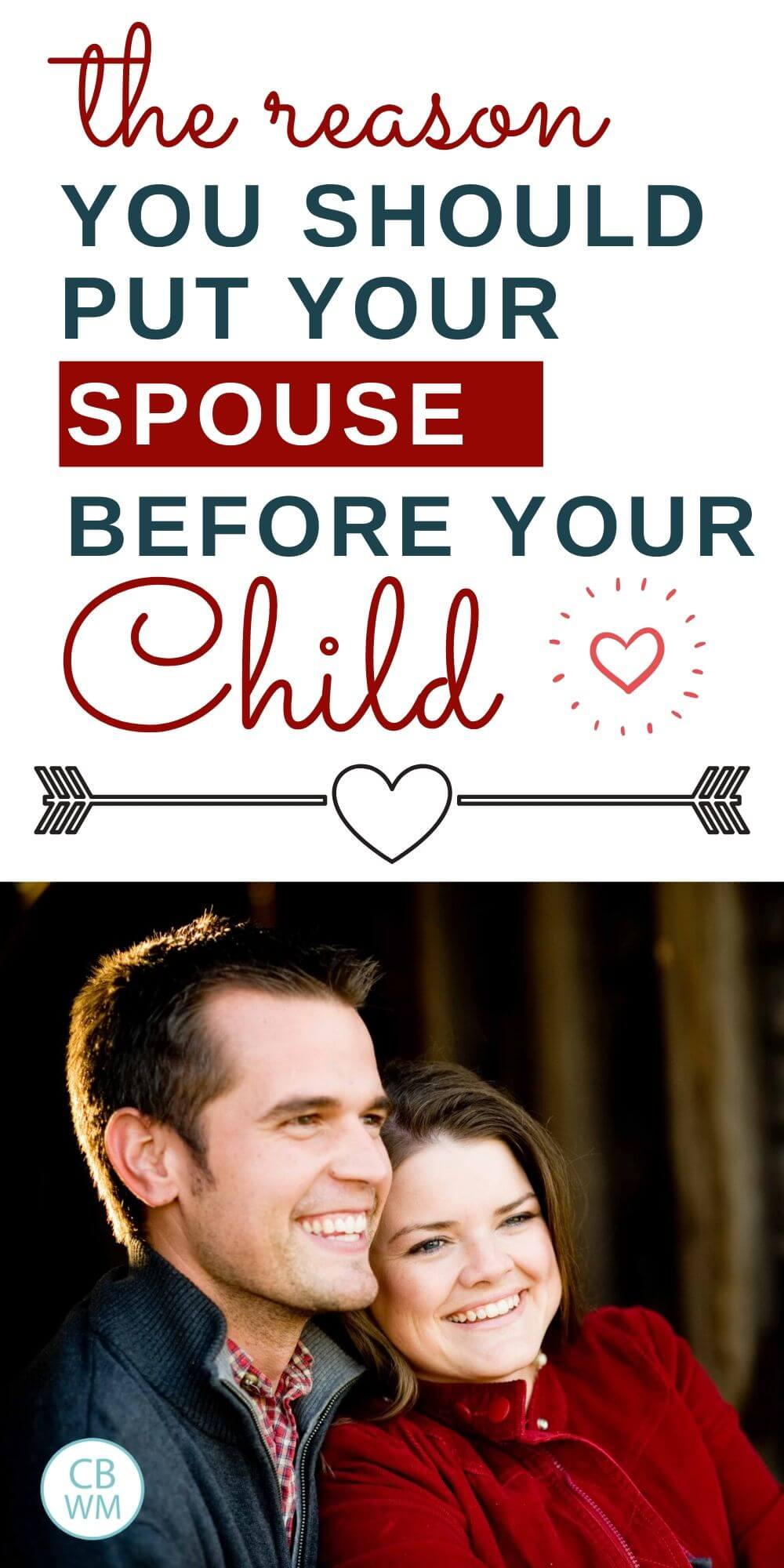 Spouse before child pinnable image