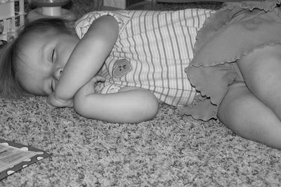 What to Do When Your Child Falls Asleep During Independent Playtime