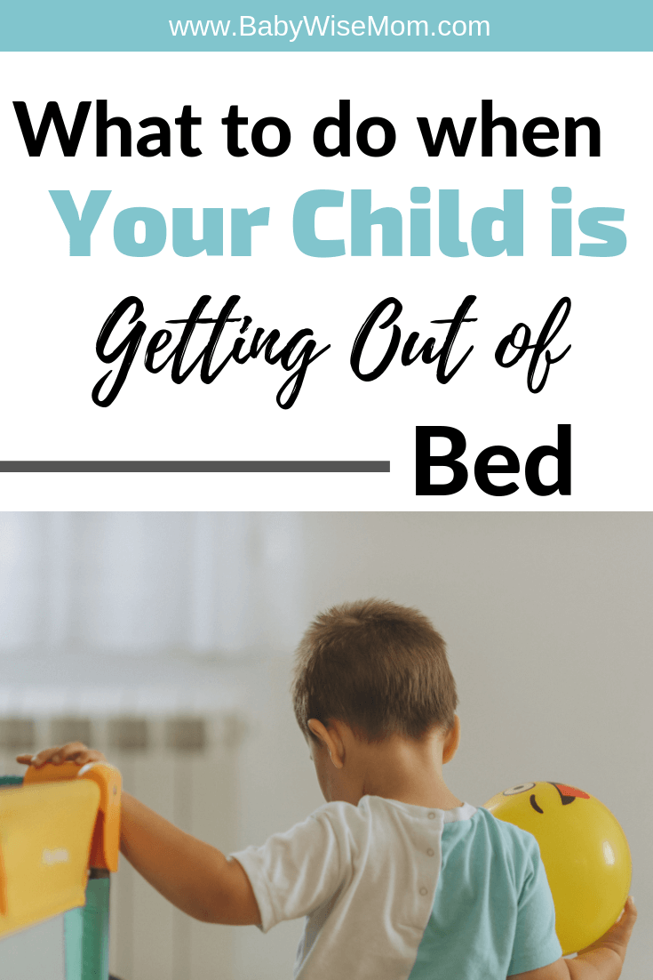 What to do when your toddler is getting out of bed or your child is getting out of bed. Toddler climbing out of crib or hopping out of bed.
