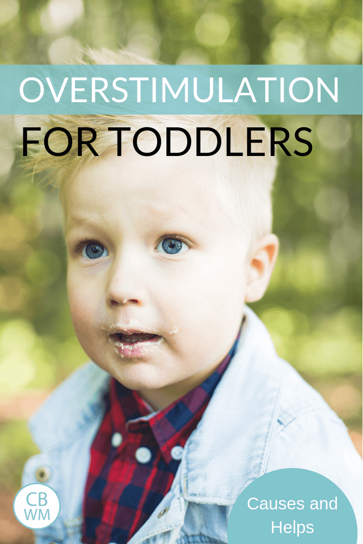 Overstimulation for Toddlers. Causes of ovestimulation, what overstimulation looks like, and how to calm an overstimulated toddler. Avoid sensory overload.