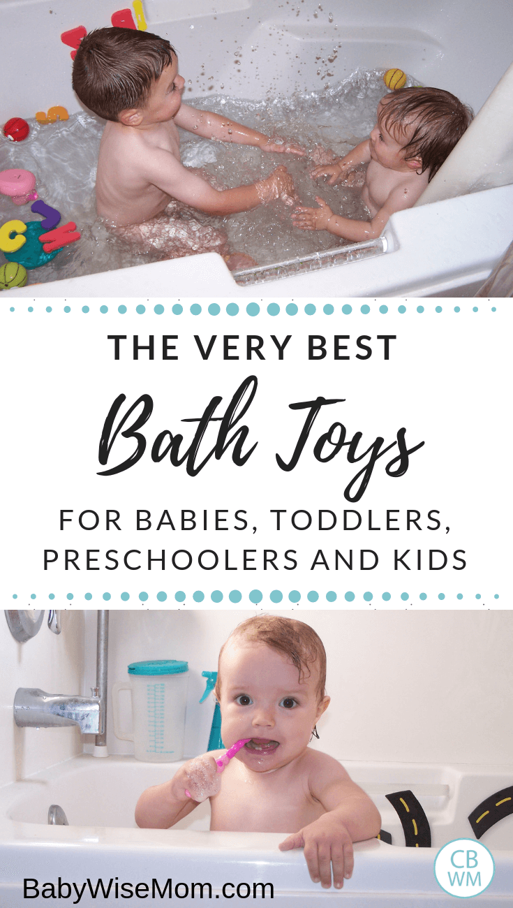 The best toys for baby, toddlers, preschoolers, and children. The Very Best Bath Toys for Babies and Kids. These toys will make bath time fun!
