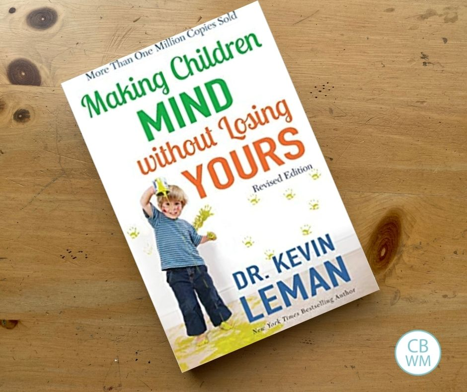 Making children mind without losing yours book
