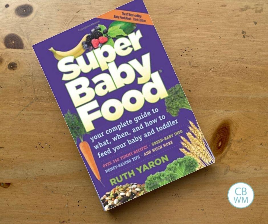 Super Baby Food Book