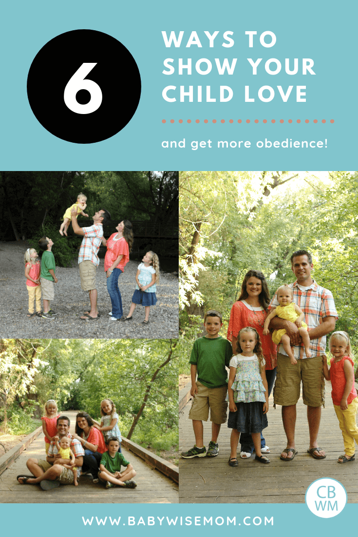 How you can make your children mind by showing them love. How love is a powerful discipline tool.Show your child love and you can have better obedience.