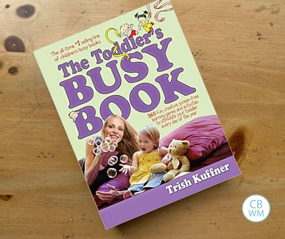 Toddler's Busy Book review