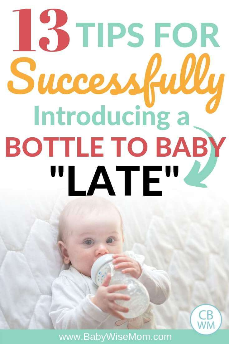 Bottle to Baby Late Pinnable Image