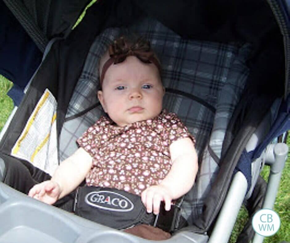 24 week old McKenna