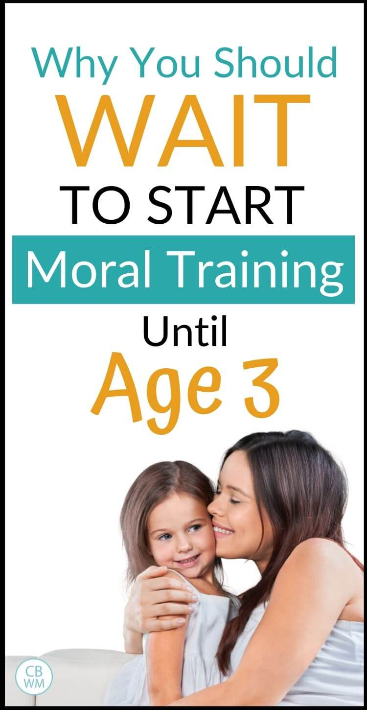 Moral Training at Age 3 Pinnable Image