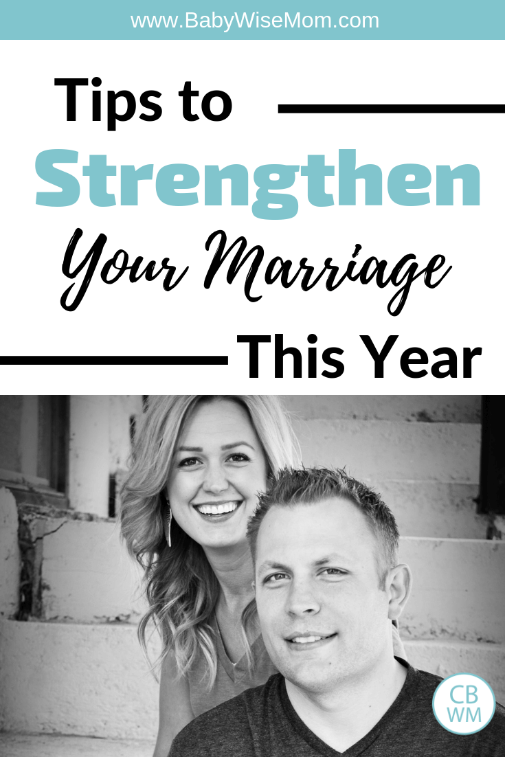 Strengthening Your Marriage. Ideas to strengthen your bond as a couple. Keep your marriage strong to keep your family strong.
