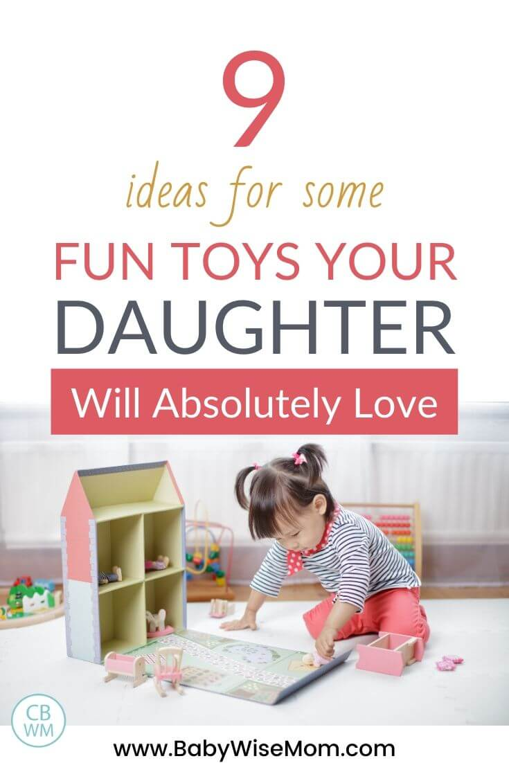 9 ideas for fun toys your daughter will absolutely love