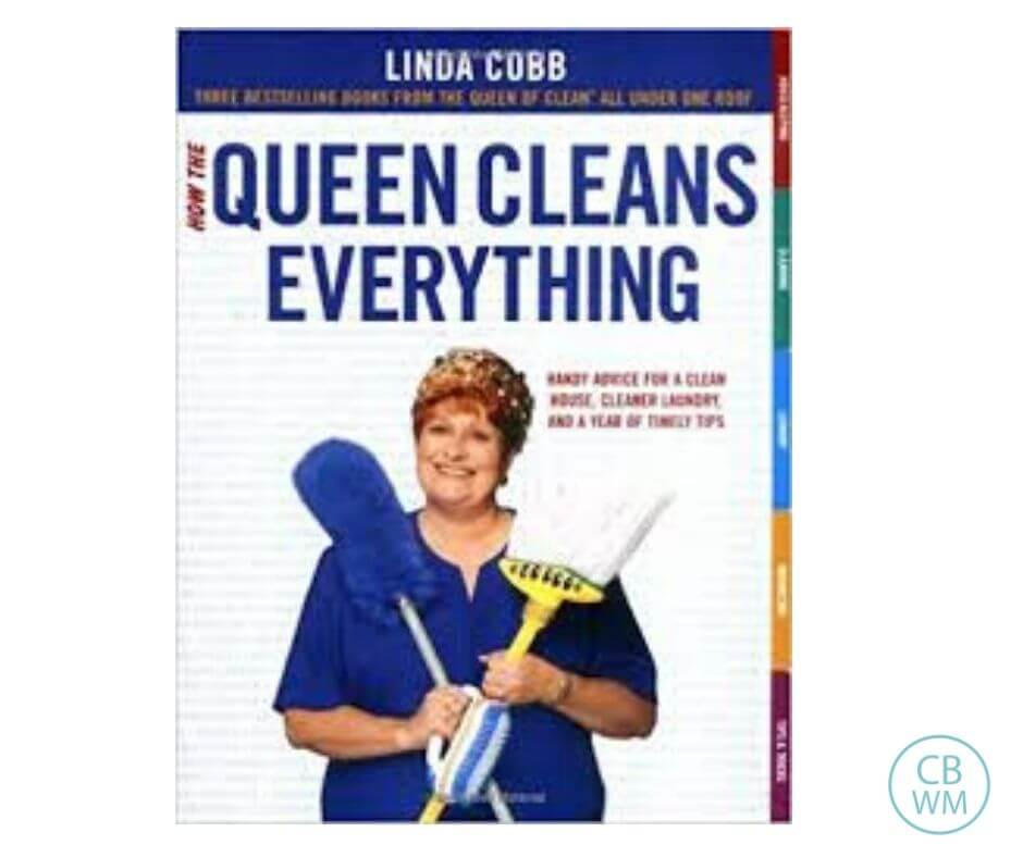How the Queen Cleans Everything Hero Image