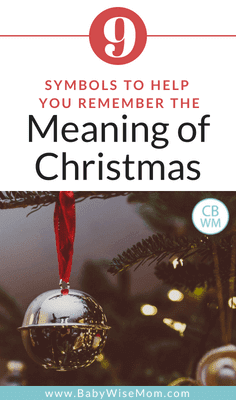 9 Symbols to Help You To Remember the Meaning of Christmas. Christmas decorations are fun, but they help us remember the reason for the season if we pay attention.