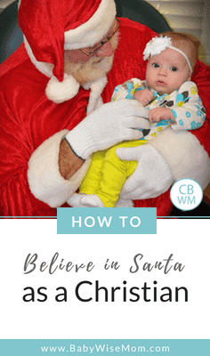 What Should I Tell My Children About Santa Claus? Should you have Santa as part of your Christmas celebration? How to believe in Santa as a Christian
