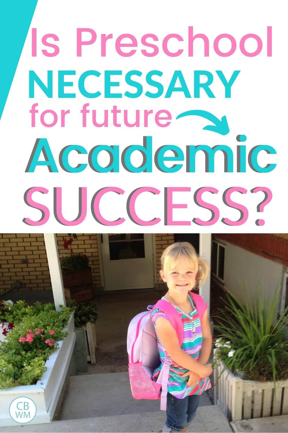 is preschool necessary for future academic success pinnable image