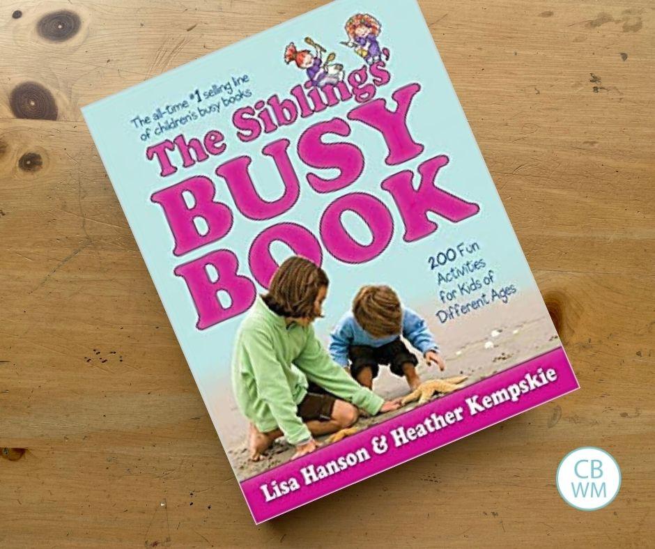 Siblings' Busy Book