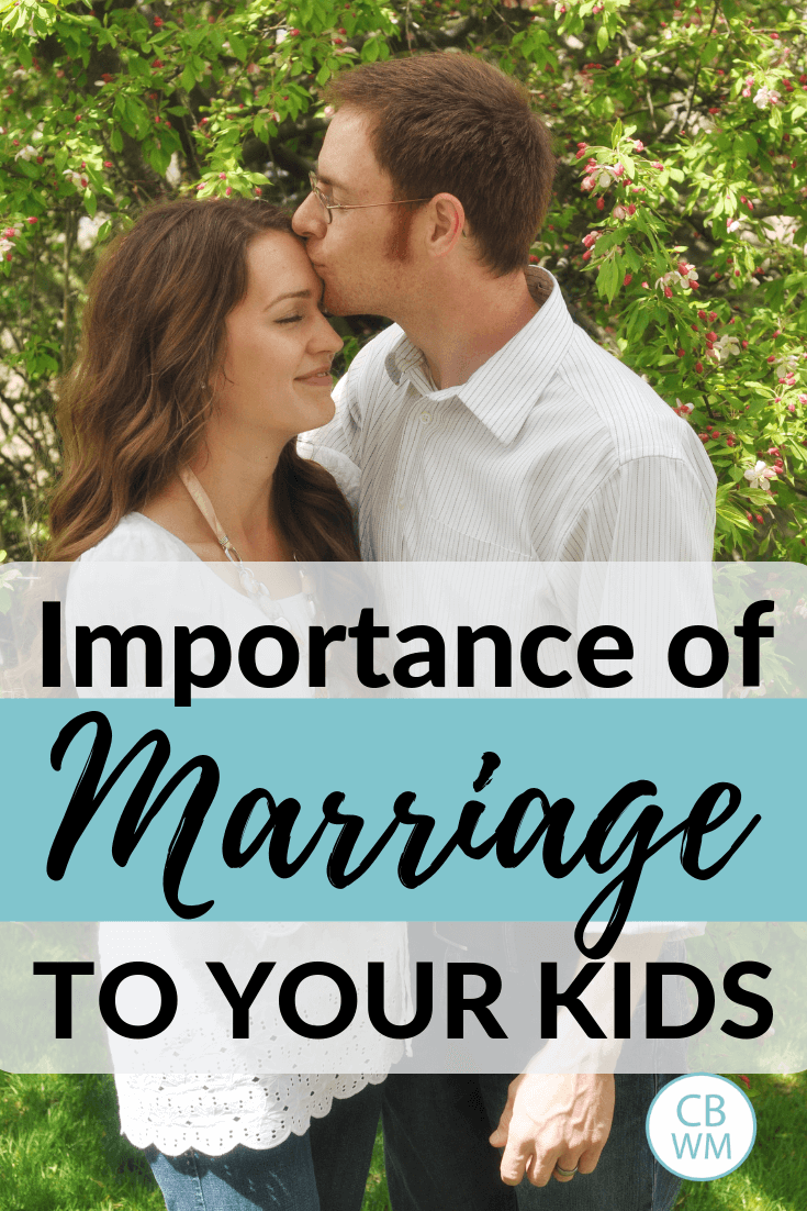 The importance of Marriage. Why On Becoming Babywise emphasizes the marriage relationships and stresses that parents put their marriage first.