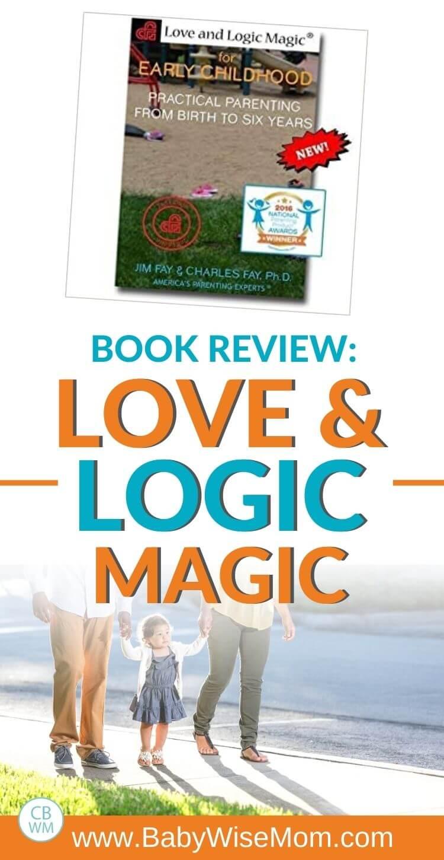 Love and Logic Magic Book Review