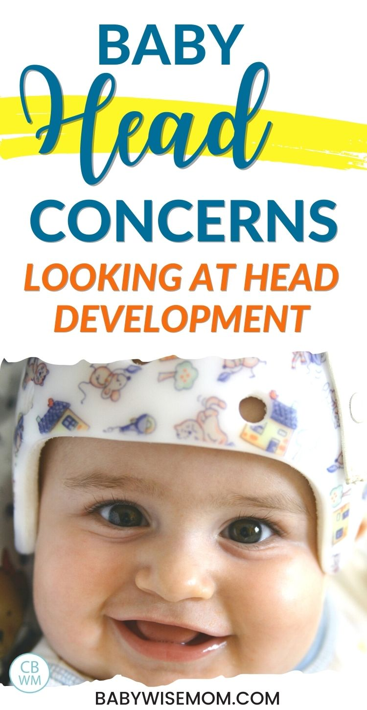 Baby head development concerns