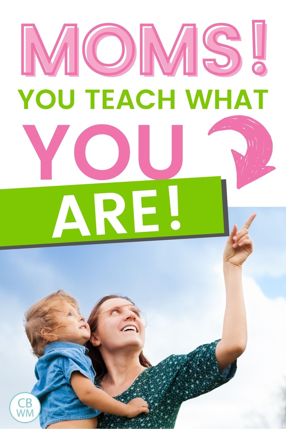 You teach what you are pinnable image