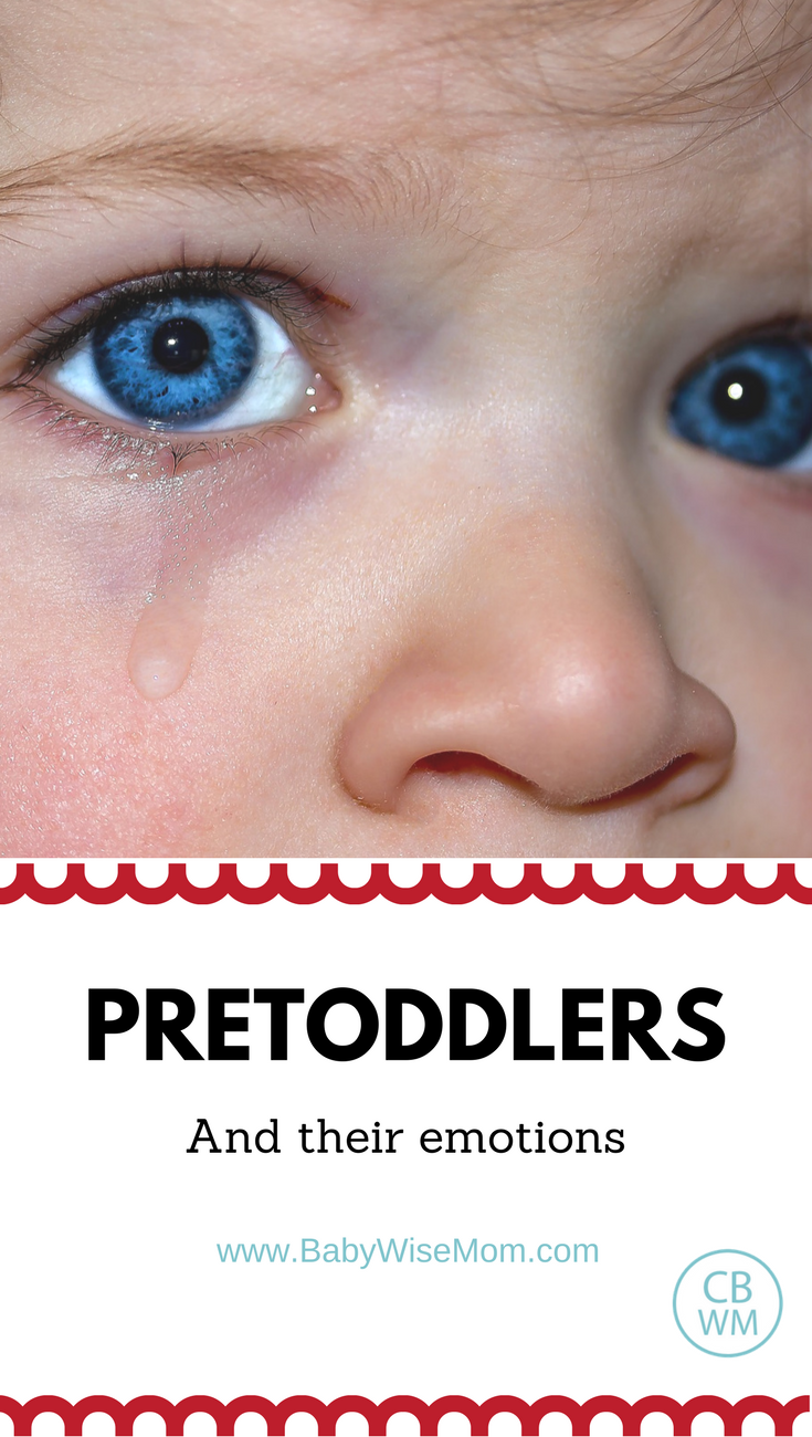 Pre-Toddlers and Emotions | emotions | pretoddlers | #childemotions