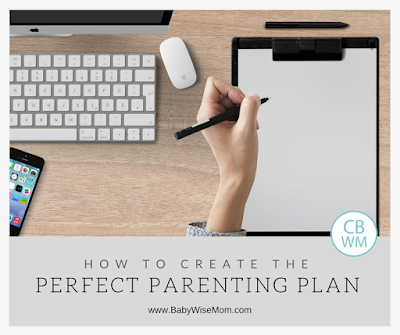 How to Create the Perfect Parenting Plan