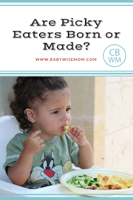 Are Picky Eaters Born or Made?