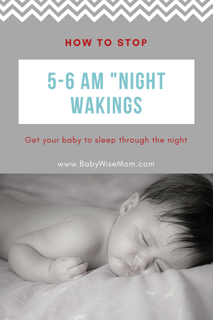 How to stop night wakings | baby sleep | sleep through the night