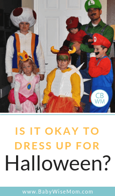 Dress up at Halloween. Is it a good thing to do or not? Can you dress up and celebrate Halloween without being dark? Yes you can dress up and have fun as a family!
