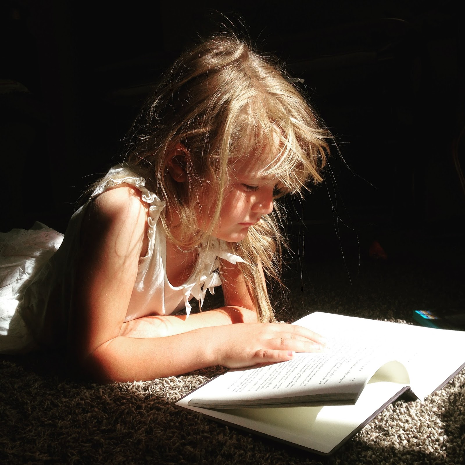 how to help your child love books