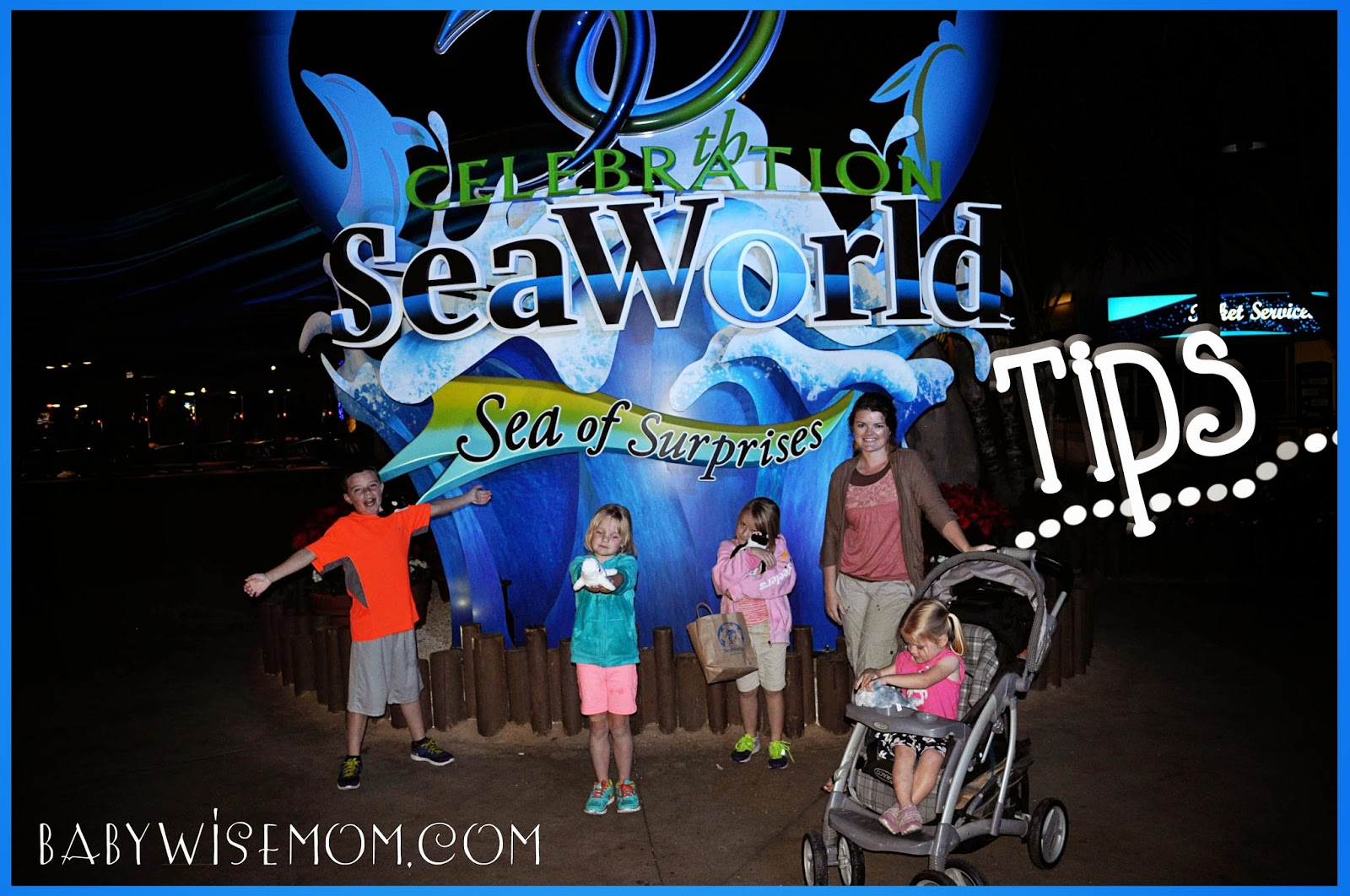 Sea World Travel Tips