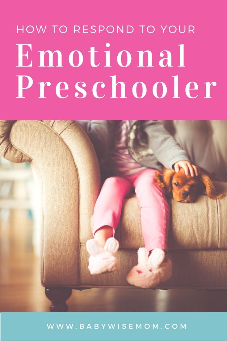 Emotional Preschoolers