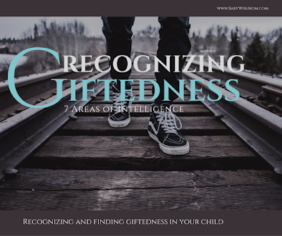 Recognizing giftedness