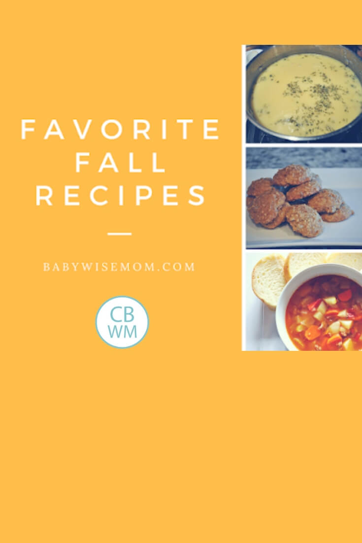 The best recipes for fall. Pumpkin recipes, soup recipes, apple recipes, and butterbeer!