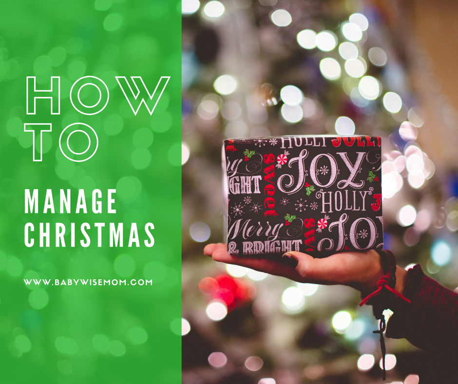 How To Manage Christmas Stress. How to manage the stresses of Christmas. Three different ways to manage the stress at Christmas so you can relax and enjoy the season more.