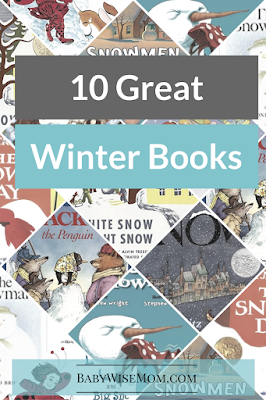 Great Picture Books about Winter and Snow