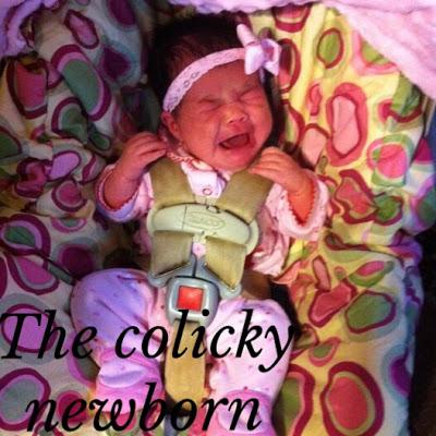 Colic and newborns