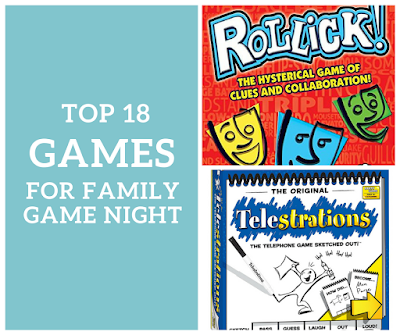 Top board games for families