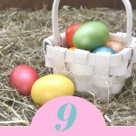 Easter Basket Stuffer Ideas for kids. 9 ideas of gifts to put in your child's Easter basket this spring. Find the perfect Easter basket stuffers.