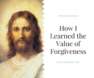 How I learned the value of forgiveness