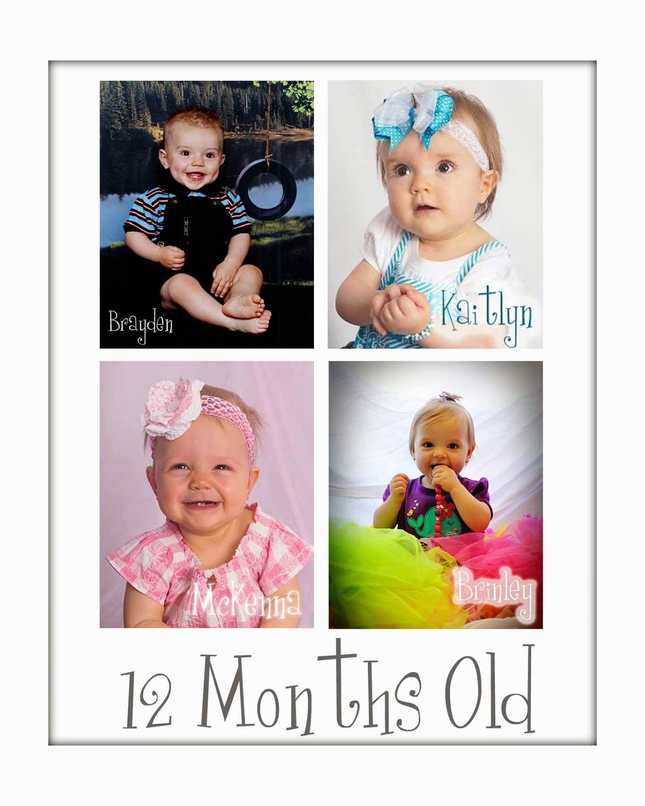 Posts for 9-12 Month Olds. Great reference list for that age.