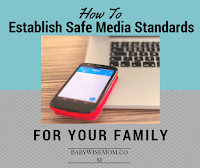 Safe Media Rules For Your Home