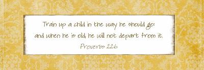 How To Help Children Memorize Scriptures
