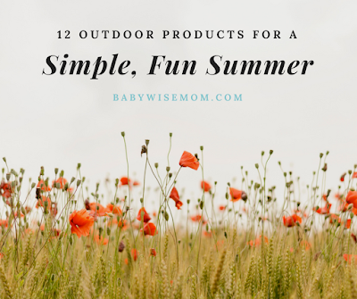 12 Ideas For a Simple, Fun Summer