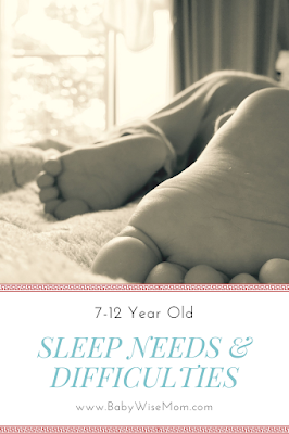 What you need to know about preteens and sleep