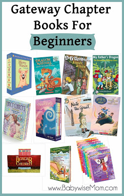 gateway chapter books for beginngers