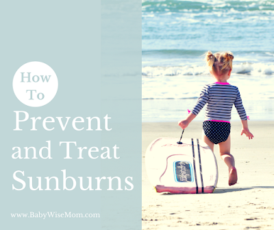 How to Prevent and Treat Sunburns